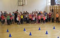Sportnappal várták a Palini-iskola leendő elsőseit