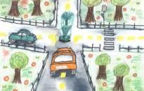 Küldj egy rajzot a Magyar Közútnak és nyerj osztálykirándulást!