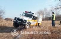 Katasztrófavédelem: Országos második helyezett a Zala megyei mobil labor