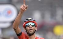 Giro d'Italia: rajthoz áll a kétszeres győztes Nibali