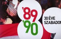 30 éve szabadon – Nagykanizsára érkezett a vándorkiállítás