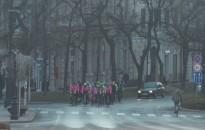 Már javában készül a város a Giro d'Italia országúti kerékpáros körversenyre