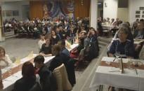 Egyházközségi bált szervezett a Sarlós Boldogasszony Plébánia