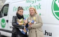 Mintegy kétszáz áruházban szervez karácsonyi adománygyűjtést a Magyar Élelmiszerbank