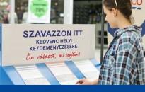 Közösséget kovácsoló állatvédő programokra és rózsalugasra is szavazhatnak Zala megyében a Tesco vásárlói