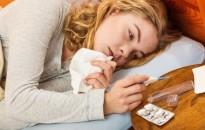 Influenza - Egyre több a megbetegedés