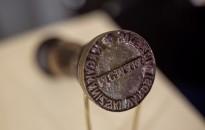 A hónap műtárgya – A múzeum első pecsétje felbecsülhetetlen értékű