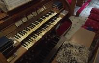 Befejezték az orgona szúmentesítését