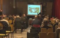 Lakossági fórumot tartottak a sport- és rendezvénycsarnokról