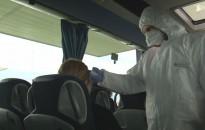 Óvintézkedés a koronavírus miatt