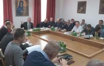 Szakmai megbeszélést tartottak a Giro kanizsai befutójáról
