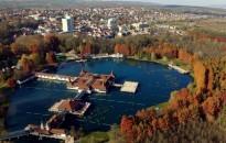 Hévíz a top tizenöt legkedveltebb európai úti cél egyike