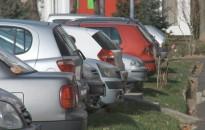 Új parkolóhelyek a Keleti városrészben