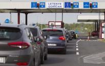 Pénteken ideiglenesen lezárják az M7-es autópálya letenyei határátkelőjét