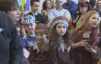 Farsangi bált tartottak a Palini Inkey Boldizsár Általános Iskolában pénteken