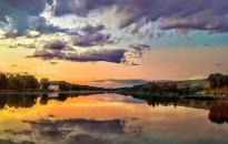 A Dunántúl eldugott, népszerű és romantikus tavai, ahol igazán jól esik a séta