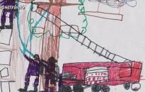 Alkotói pályázatot hirdetett óvodásoknak és iskolásoknak az Országos Tűzmegelőzési Bizottság