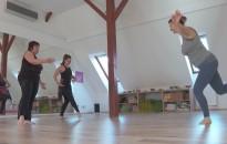 Nia tánc Kanizsán