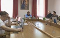 A Giro d'Italia kanizsai befutójáról is szó volt az ügyrendi, jogi és közrendi bizottság soron kívüli ülésén
