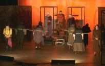 Az Egri csillagok története elevenedett meg tegnap a HSMK színpadán