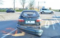 Nem adott elsőbbséget – Két könnyű sérült, összetört autók
