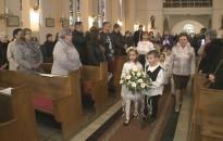 Horvát nyelven imádkoztak, énekeltek