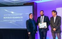 A zalakarosi Kovács Szabolcs lett 2019 legjobb turisztikai desztináció menedzsment szakembere