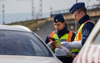 Fokozott ellenőrzést rendelt el több megyében az országos rendőrfőkapitány