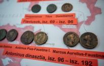 Az ókor pénzei