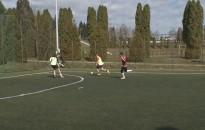 A Péterfy-iskola csapata nyerte a városi labdarúgó-diákolimpiát