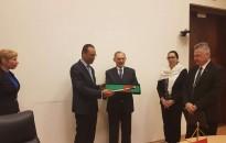 Nagykanizsán is járt a koronavírussal fertőzött marokkói miniszter (Frissítve, Hidrofilt Kft. vezetősége, helyreigazítás)