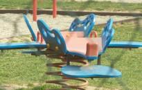Bezárták a játszótereket Nagykanizsán
