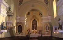 Vasárnaptól nem tartanak nyilvános misét a katolikus templomokban