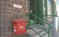 A posta is óvintézkedéseket vezetett be