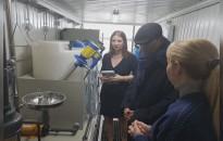 Negatív lett a négy hidrofiltes dolgozó első tesztjének eredménye