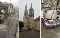 Földrengés volt Zágrábban, Nagykanizsán is érzékelték (Frissítve!)