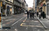 Horvátországi földrengés - Helyszíni beszámoló Zágrábból