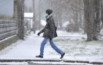 Meteorológiai szolgálat: a Dél-Dunántúlon szerda estig lehet havazás