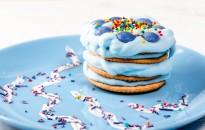Muffin, cupcake, krémes? Mindegy, csak kék legyen!