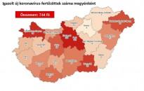 Nagykanizsán is van már egy hatóságilag igazolt koronavírusos beteg