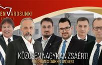 Az Éljen VárosuNk! frakció sajtóközleménye a Nagykanizsát érintő pénzelvonásról