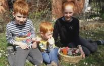 Családi húsvét