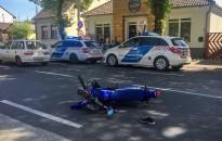 Közlekedési baleset a Teleki utcában (Frissítve – rendőrség)