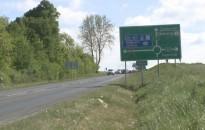 Mától három hétre lezárták az M7-es autópálya keleti felhajtó szakaszát