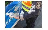 Ittasan, jogosítvány nélkül vezetett egy 32 éves nő az M70-es autópályán