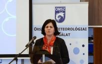 OMSZ-elnök: a meteorológia a mindennapi élet szerves része lett