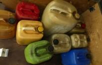 Gázolajat loptak, a kanizsai rendőrök tetten érték őket