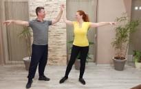 Perdülj táncra a szobádban! – Eraklin karantén üzemmódban… online