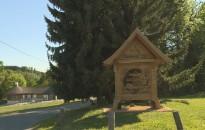 Átadás előtt a Budafai Arborétum új fogadóépülete
