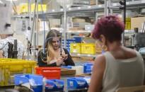 KSH: 5,6 százalékkal csökkent az ipari termelés márciusban